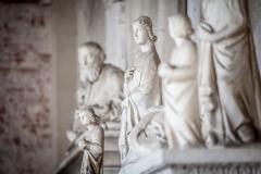 statue camposanto