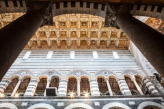 soffitto cattedrale