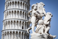 Statua e torre