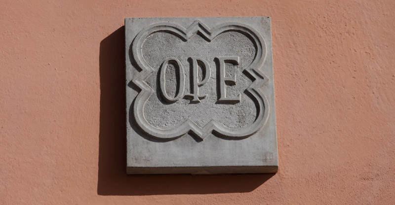 logo Opera Primaziale