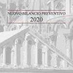 Nuovo Bilancio preventivo 2020 a seguito di covid 19